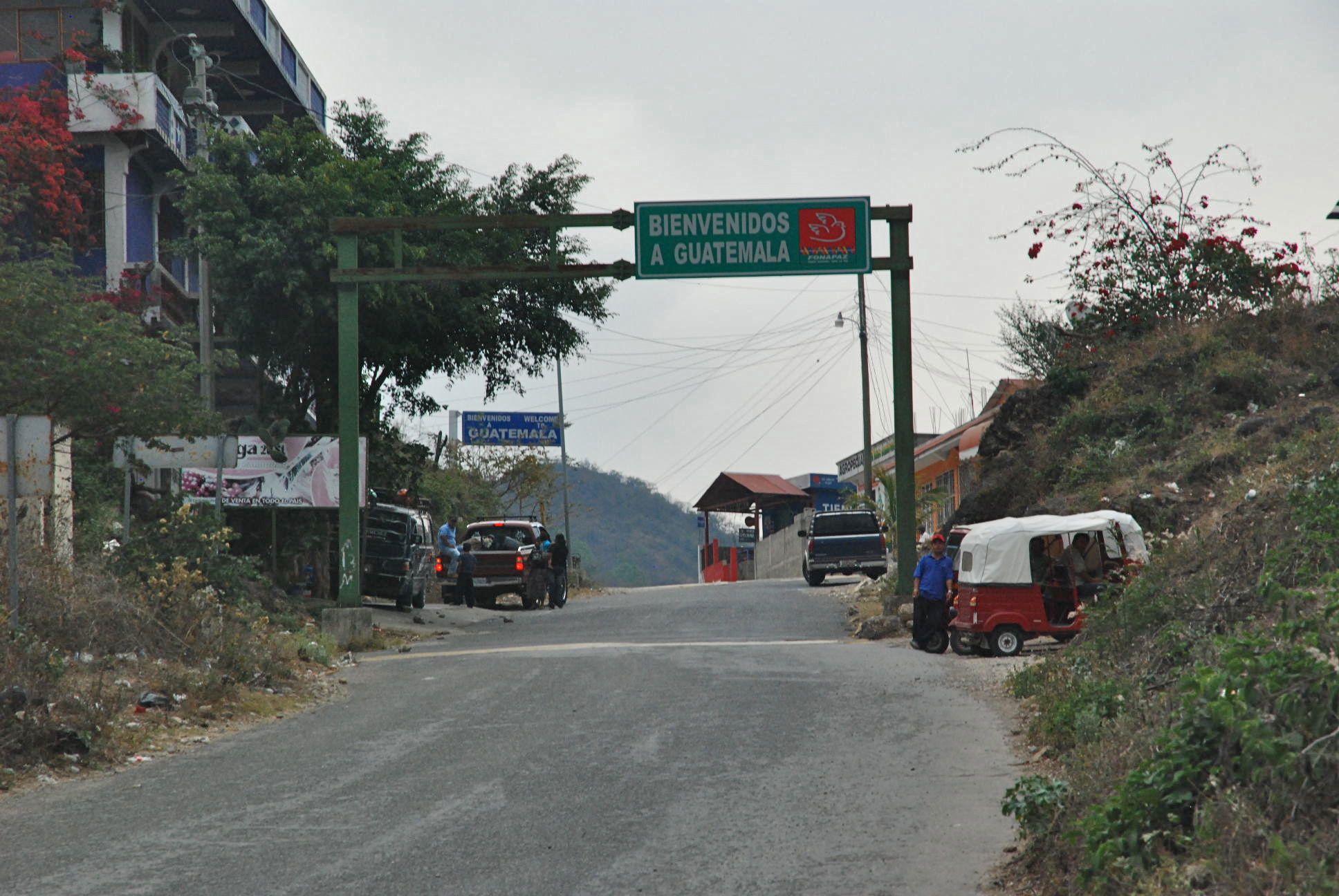 M 233 Xico Guatemala Lagos De Montebello To Huehuetenango