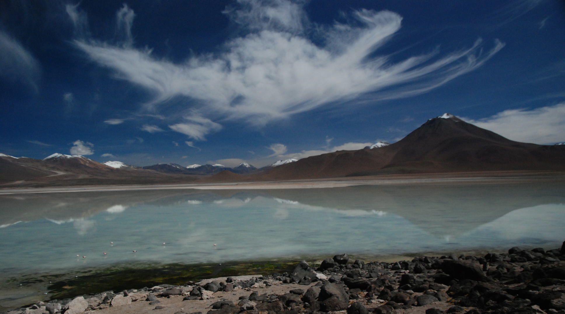 Bolivia/Chile: San Juan del Rosario to San Pedro de ...  Bolivia/Chile: ...