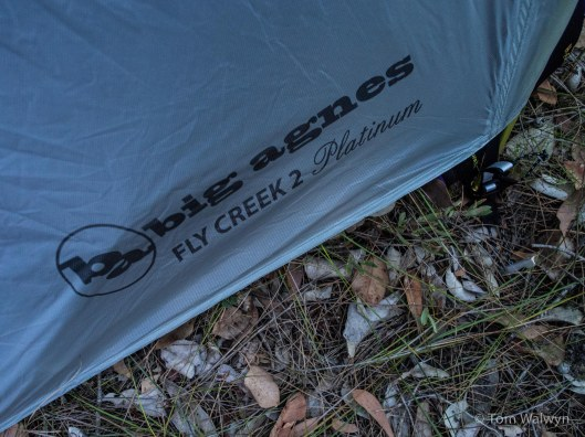 It's just under or a bit more under a kilo, even with a groundsheet. for a 2 person double-wall tent