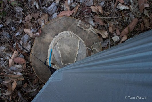 Compared to a '4-season' tent, the fly doesn't come down so far.  For our local use - not a problem