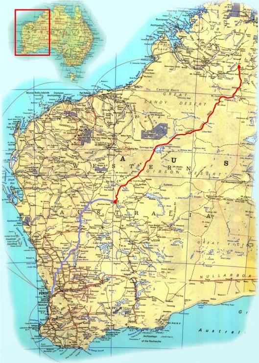 CSR Australia map2