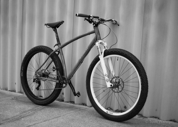 29+ hardtail mode